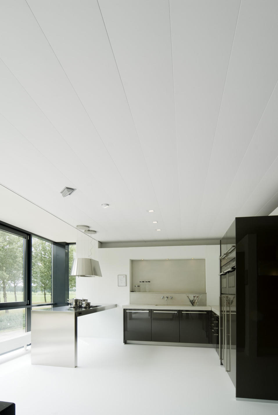 aluminium plafonds voor badkamer keuken en woonkamer